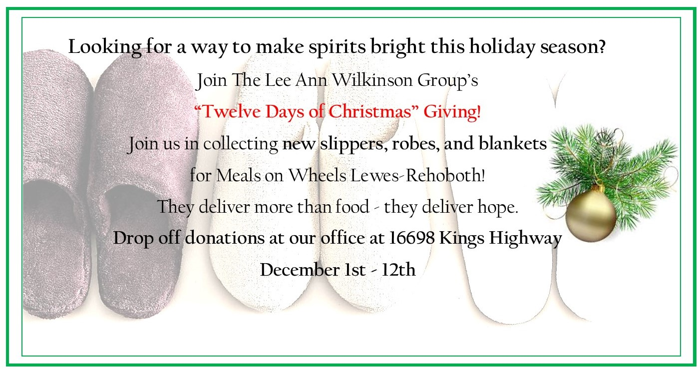 Making Spirits Bright for Meals on Wheels