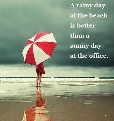 Rain Got You Down?
