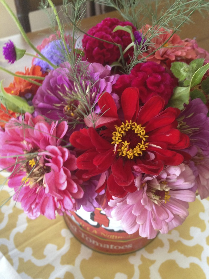 All of our markets are blooming this spring!