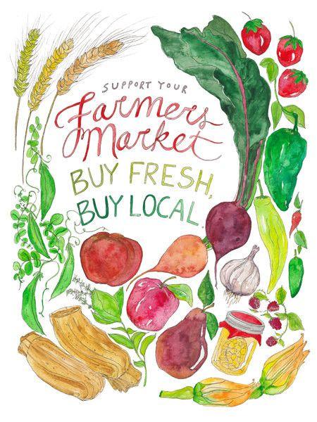 Farmers Markets Have Begun!